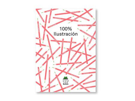 llibre 100% ilustración