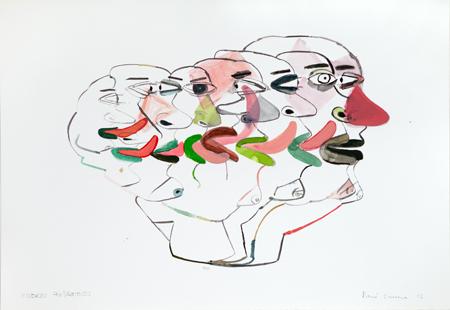 Exposició Dani Ensesa a EINA