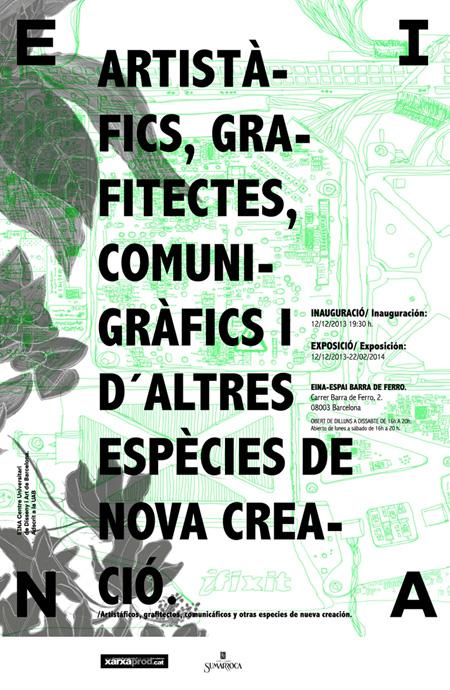 Exposició Màster Disseny Gràfic EINA
