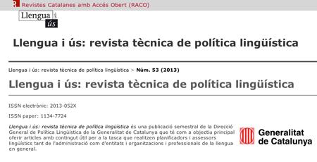 Article 'Josep M. Pujol i la composició del text' de Pere Farrando